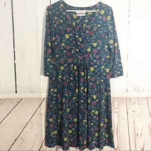 Seasalt Cornwall • Bamboo Blend Floral Dress